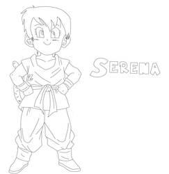 Serena by Grimmjow610