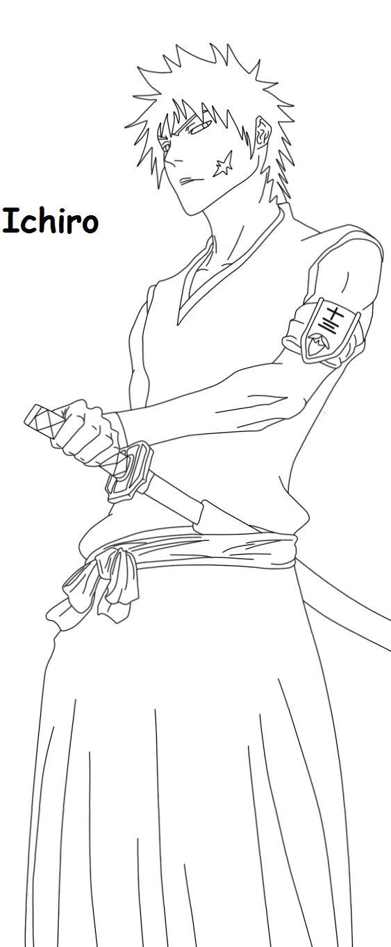 Ichiro Bleach OC