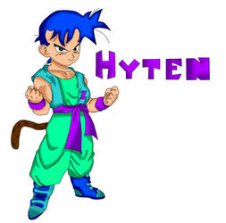 Hyten: Colored