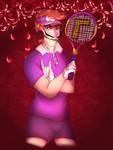 Tennis Waluigi