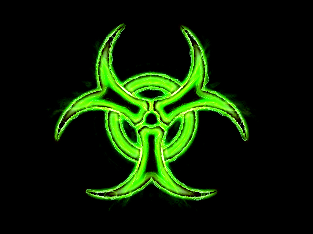 Bio Hazard - Green by Ethenyl on DeviantArt
