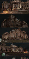 Reichstag by Kosmandis