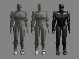 Robocop by Kosmandis