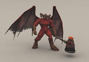 Demon by Kosmandis