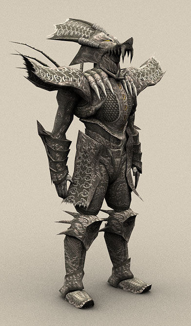 Dragon Armor by Kosmandis