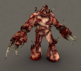 Flesh Golem by Kosmandis