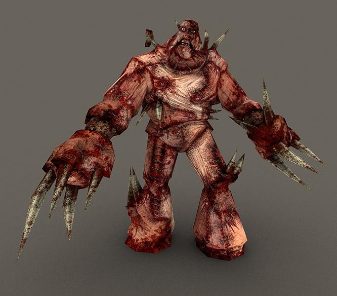 Flesh Golem by Kosmandis