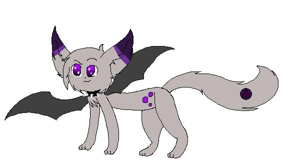 Jaster The Felineon Redesign 2014 by FireLucario
