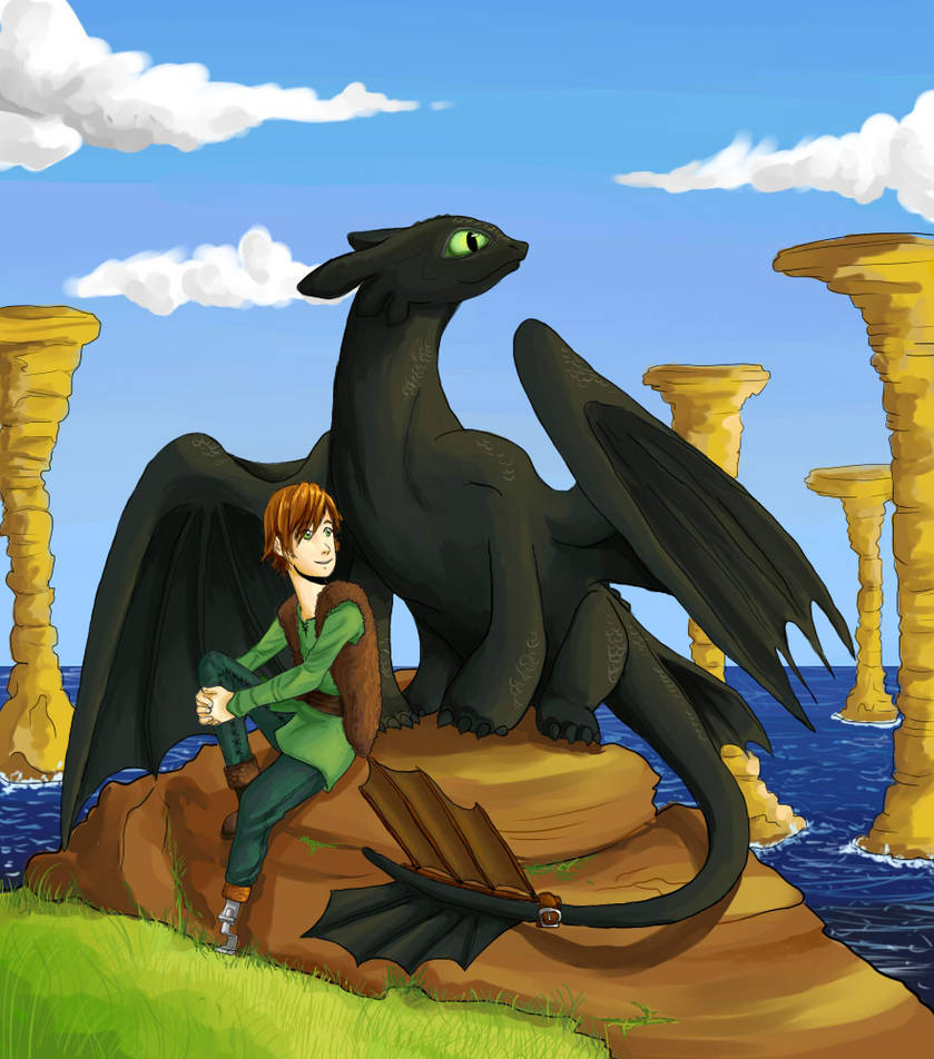 Hiccup And Toothless Flying, HD Movies, 4k Wallpapers