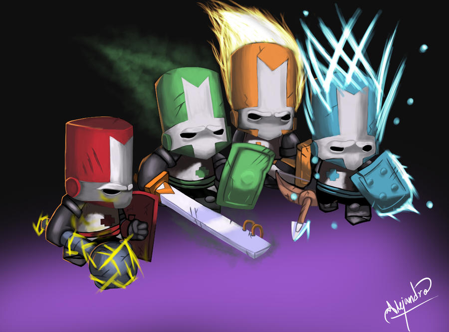 castle crashers game wallpapers apps directories