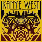 Original Kanye West Album Cover
