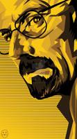 Heisenberg Portrait- BREAKING BAD