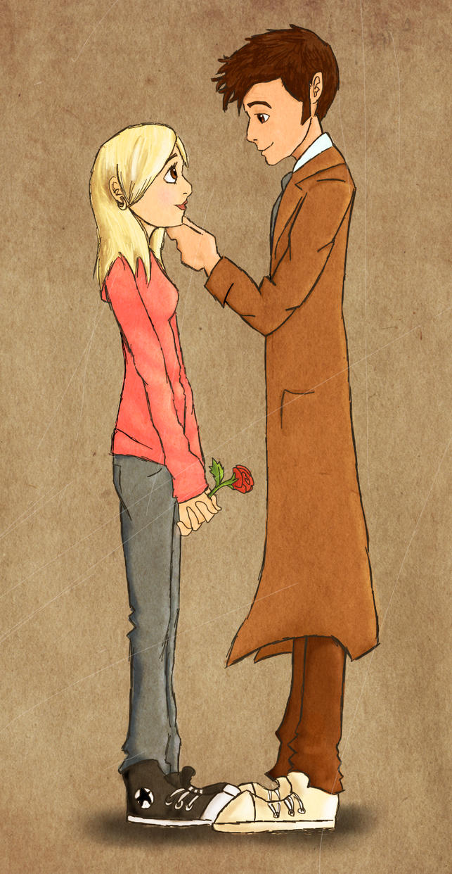 The Doctor's Flower by Savanahcat