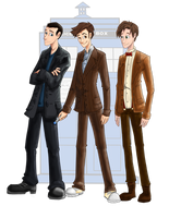 I'm The Doctor by Savanahcat