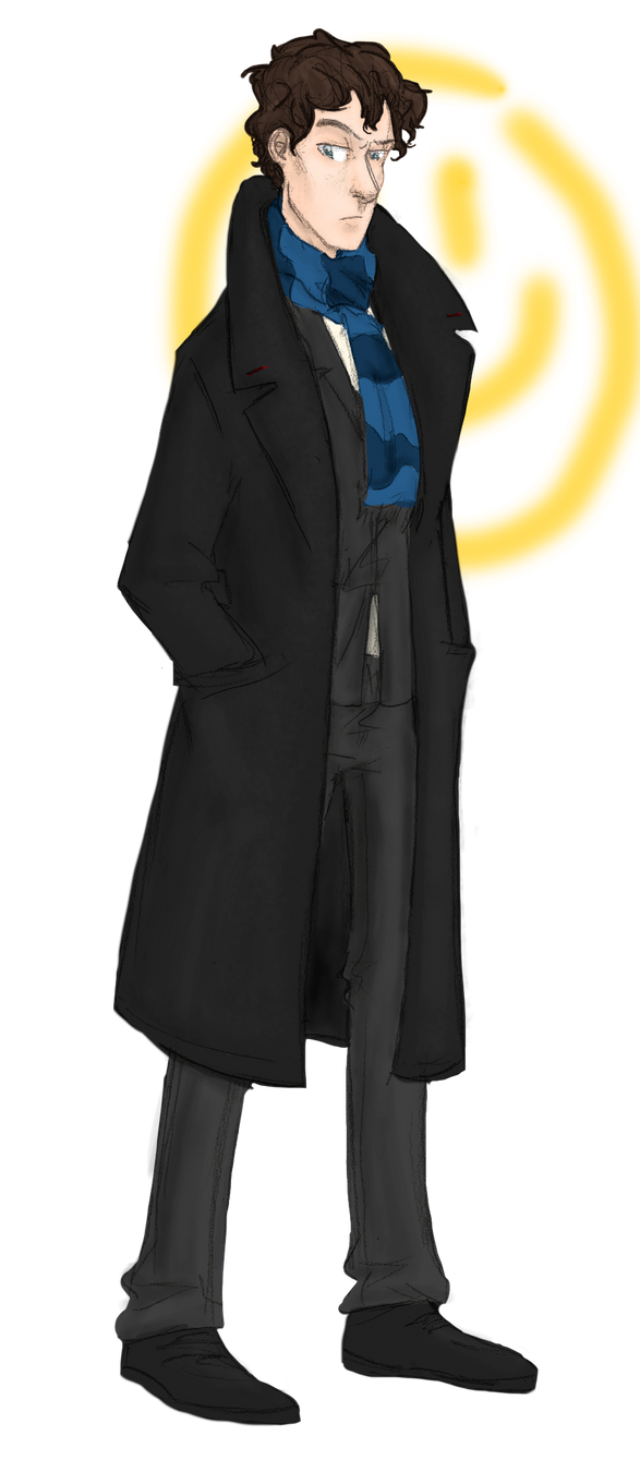 Sherlock by Savanahcat