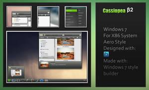 Cassiopea Beta 2 Preview