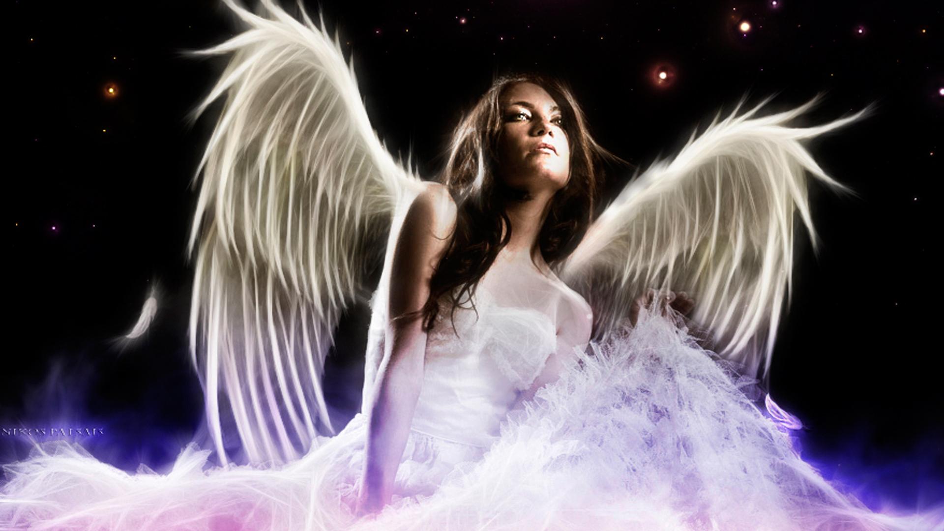 angel photoshop fantasy famale - photo #7