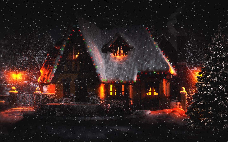 Warm Christmas!! by Nikos23a
