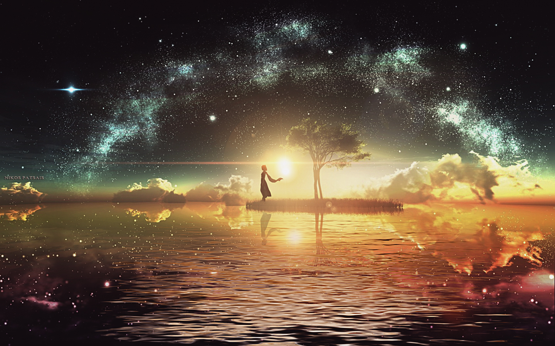let me dream by nikos23a on deviantart