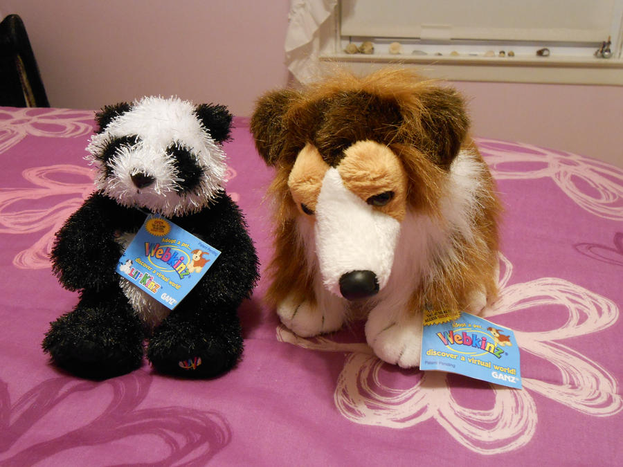 The plush was adorable, and the code that came with it worked perfectly on Webkinz. I was afraid that the low cost would result in bad quality or a plush with out a working code. However, this seller provided everything it promised in mid condition.