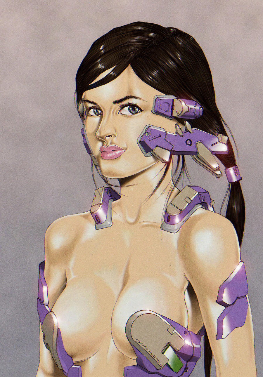 Violet 2.0 by Dtronaustin