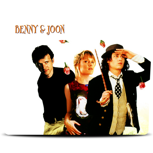 Benny And Joon Folder Icon by Mhmd-GFX