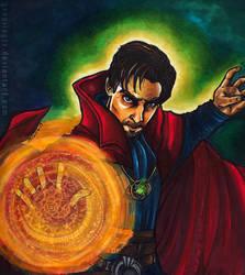 Doctor Strange by greciiagzz
