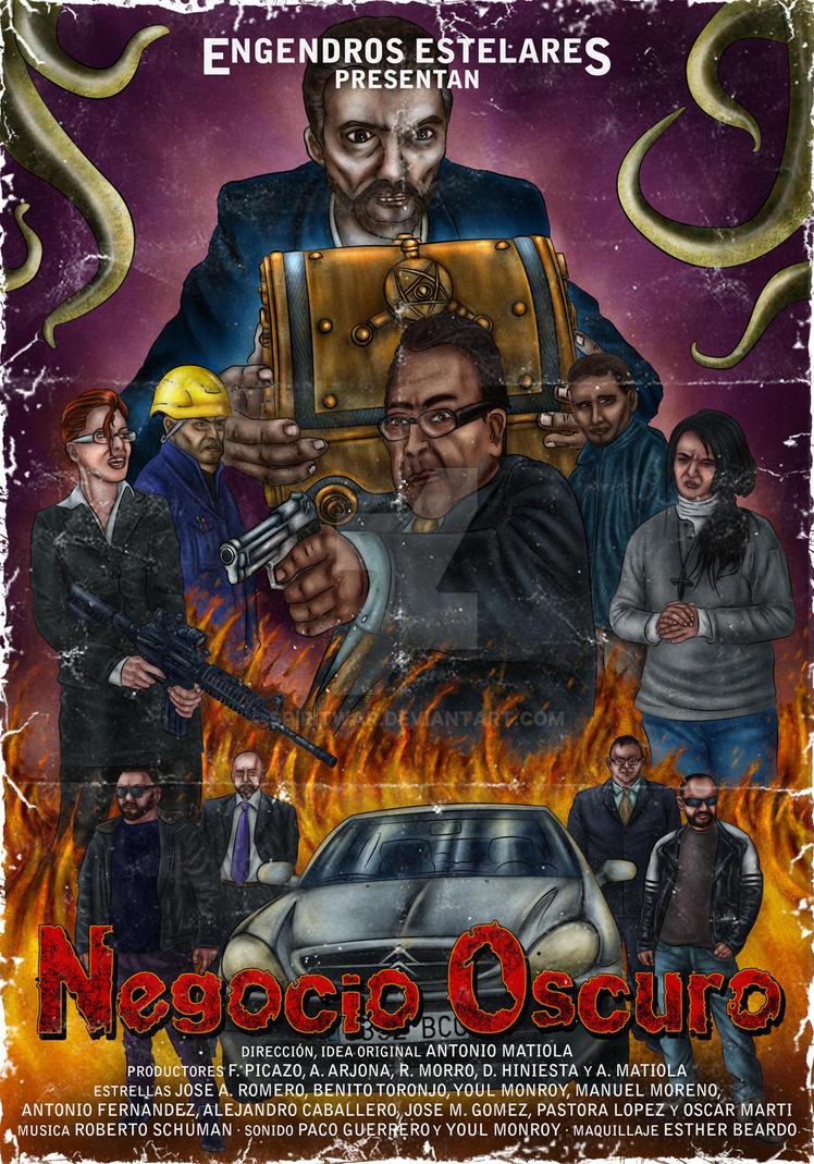 Negocio Oscuro (Dark Business) by spiritwar