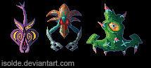 strange Space Invaders