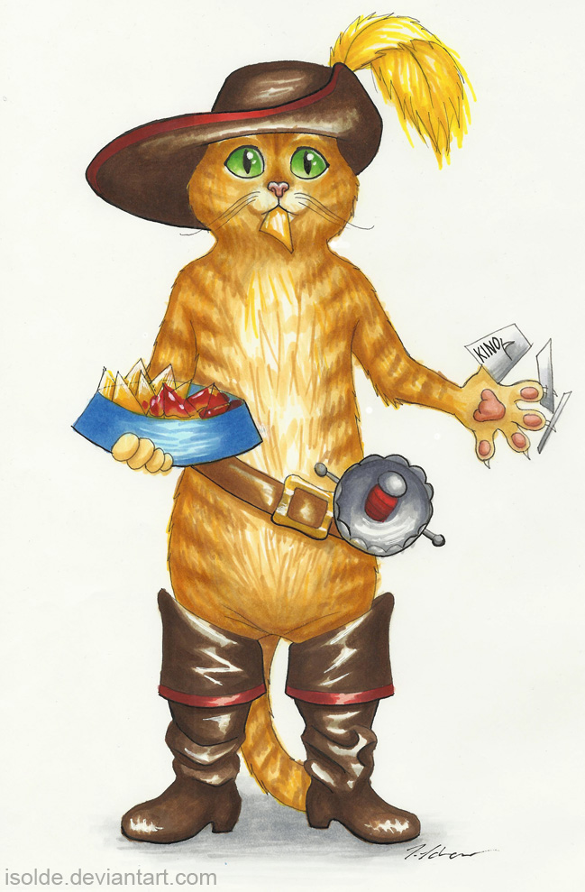 Puss in boots coupon