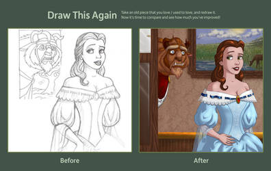 Draw this again 2012 entry