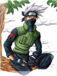 Kakashi, the Copics Ninja