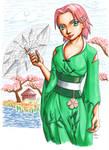 Sakura...Kunai-fun