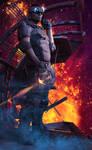 City of Dreadful Night2 by emann29