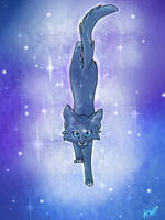 with in the ranks of Starclan now by MidnightsBloom