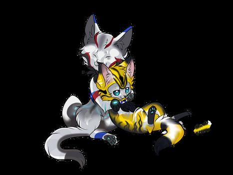 Cuddle Kitties