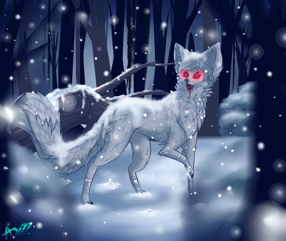 Quiet like the storm~Secret Santa by Warriocat12