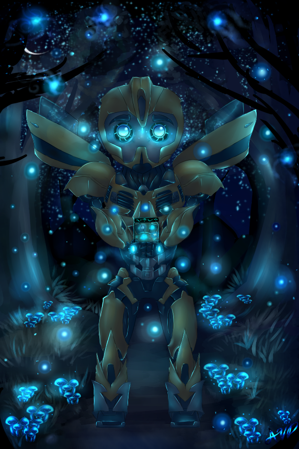 Energon Bugs~Speedpaint by MidnightsBloom
