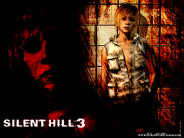 Silent Hill 3 Wallpaper 1 by ThoRCX