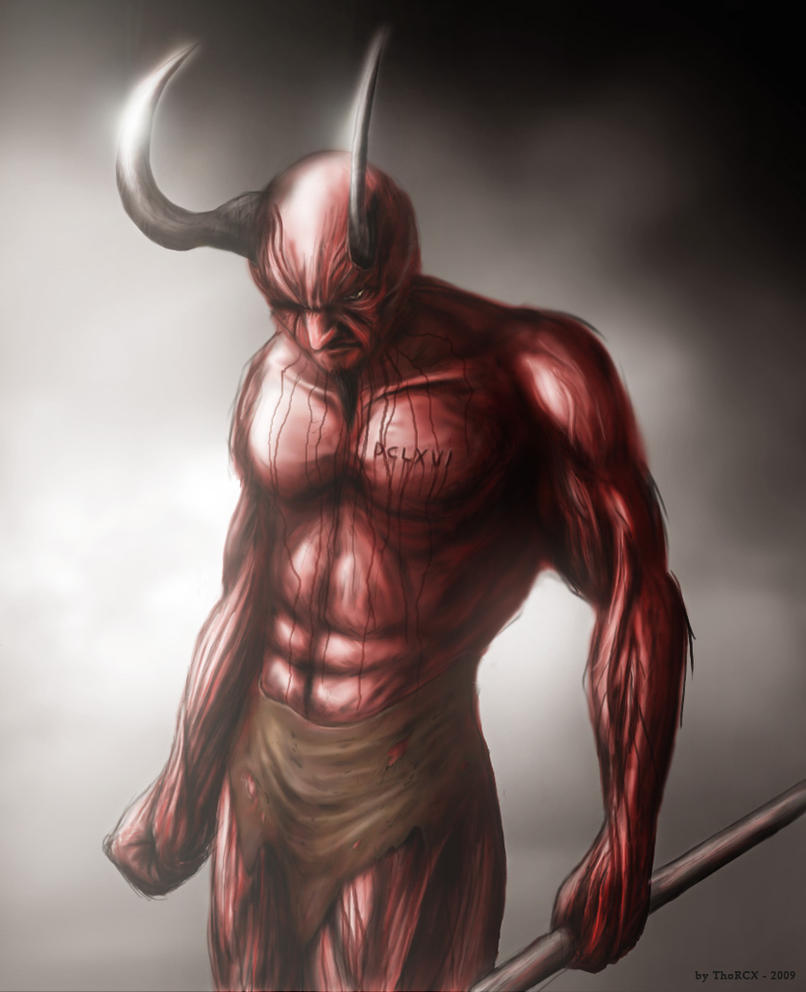 Dominus Satanas by ThoRCX