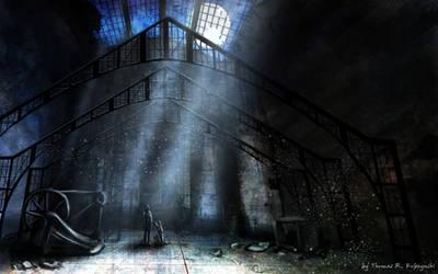 Forgotten - Abandoned Factory by ThoRCX