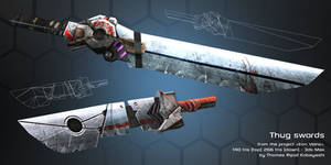 Thug swords by ThoRCX