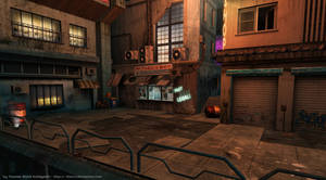 Red Light District - 3D by ThoRCX