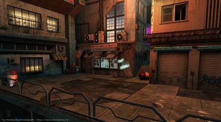 Red Light District - 3D
