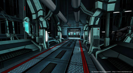 The 'Center' - Corridor 1