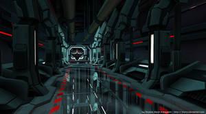 The 'Center' - Corridor 2 by ThoRCX