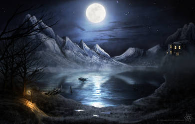 Lakeside View by ThoRCX