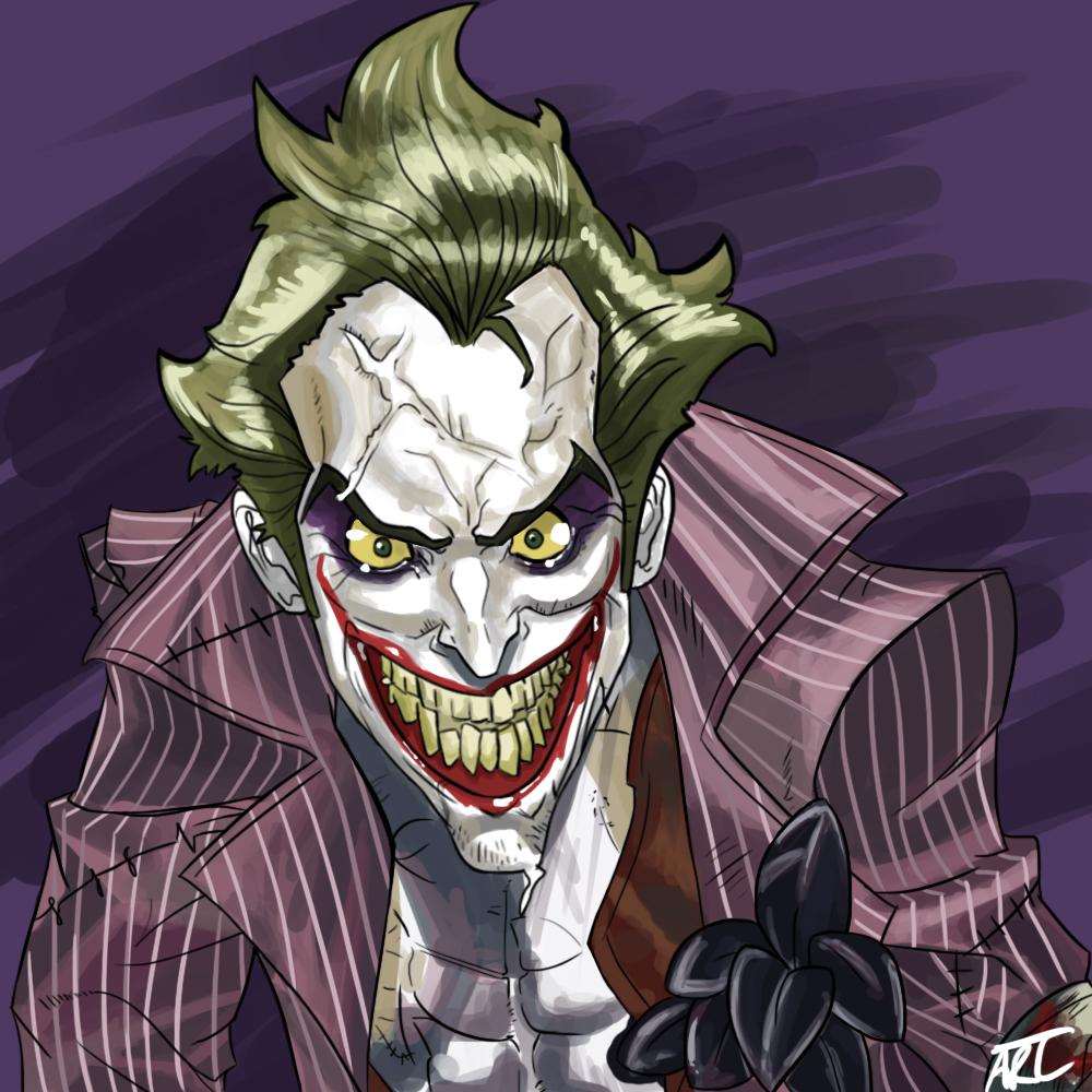 Joker by MugiwaraWolf