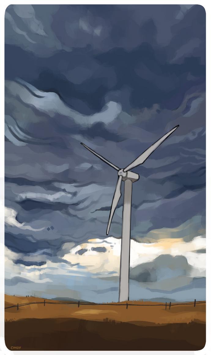 Turbine by MugiwaraWolf