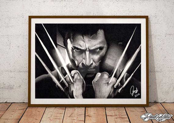 Wolverine by GandiArtist